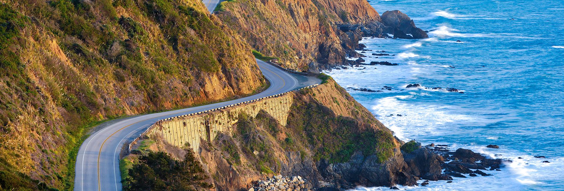 california coast -slide 1 v2